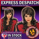 FANCY DRESS WIG CHERYL COLE POP SOLDIER WIG